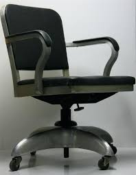 vintage office chair. 30 Winsome Variety Design On Vintage Metal Office Chair 128 Full Image