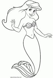 Small Picture Mermaid Coloring Pages For Kids Ipad Coloring Mermaid Coloring