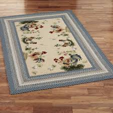 country rugs kitchen