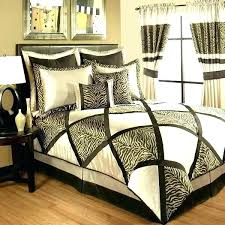 animal print bedding leopard printed duvet cover reversible queen tiger sets with curtains ani
