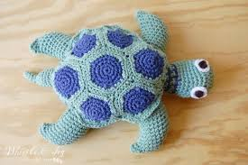 Free Crochet Turtle Pattern Magnificent Crochet Sea Turtle Whistle And Ivy