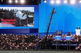 Картинки по запросу Путин рассказал о новой крылатой ракете с ядерной установкой и лазерном оружии