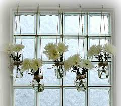 mason jar window treatment 17 of the best living room diy projects and decor ideas