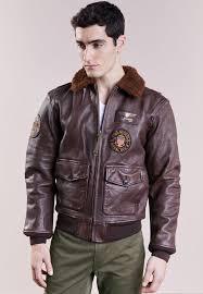 polo ralph lauren men s leather jacket bison brown po222t00e o11 larger image