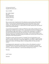 Example Cover Letter For Teaching Position Teacher Cover Letter Sample Cover Letter For Teacher