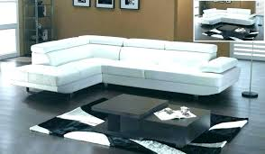 modern white sectional contemporary leather sofa bookcase magnificent 0 sec