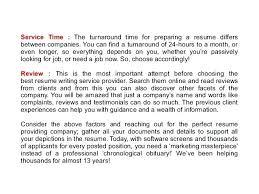 Best Resume Writing Service 4 Services East Brunswick Nj