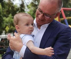 Image result for jay weatherill image with baby