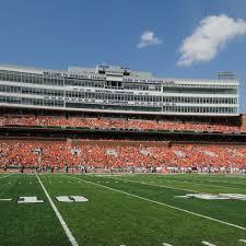 Illinois Athletics Facilities Memorial Stadium