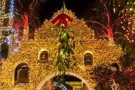 Festival Of Lights At The Mission Inn Riverside The 23rd Annual Festival Of Lights The Mission Inn La Weekly
