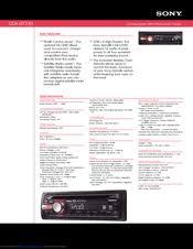sony cdx gt330 radio cd manuals Sony Cdx Gt330 Wiring Diagram Sony Cdx Gt330 Wiring Diagram #95 sony cdx gt300 wiring diagram