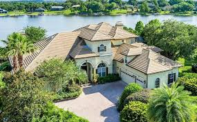 luxury homes with boat house for