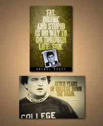 Animal House Quotes Impressive ANIMAL HOUSE Combo Pack FREE Shipping W Coupon Code Etsy