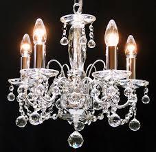 Fantastic Lighting Fantastic Lighting Figaro 411 5 5 Light Crystal Chandelier