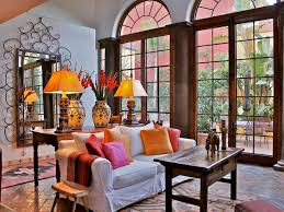 Mexican Bedroom Furniture Cheerful Mexican Bedroom Interior Design For Mexican Style Decor