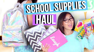 back to school supplies haul giveaway 2016 jenerationdiy
