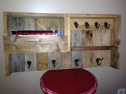 Coat Key Rack key hanger on coat rack Google Search Things I'd DIY if I weren 11
