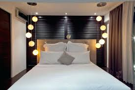 lighting bed. Amusing Bed Room Lamp Small Bedroom With Round Modern Pendant Lamps And White Lighting