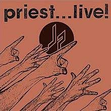 <b>Judas Priest</b> - <b>Priest...Live</b> (Used CD) – Rhino Records