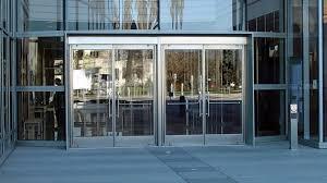 herculite glass doors vs aluminum frame