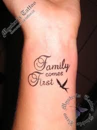 Tetování Na Zápěstí My Free World