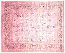 light pink rug nursery rugs pale inside design 18