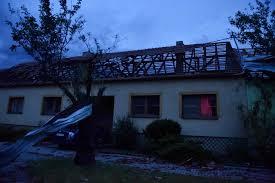 Un tornado causa morti nel sud della Repubblica Ceca