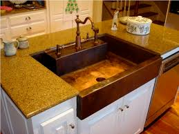 Granite Kitchen Sinks Pros And Cons Modern Computer Desk Hutch Furniture Artfultherapynet