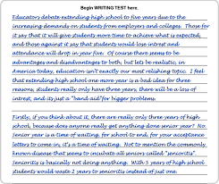 eknowledge acirc cent save money and get the test score you deserve writing sample 4 page 1
