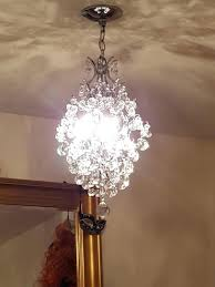 chrome and crystal chandelier warehouse of 3 light chrome crystal chandelier the home depot carina chrome