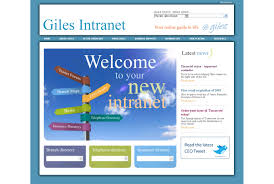 Small Picture Intranet Examples