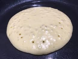 pancakes without baking powder or