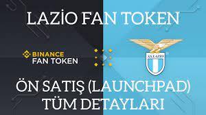 Lazio Fan Token Ön Satışı (Launchpad) Tüm Detayları - YouTube