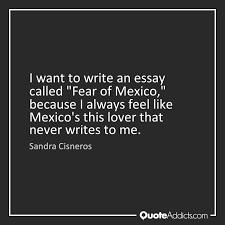 tips for writing the sandra cisneros writing style sandra cisneros smithsonian latino center