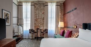 Eliza Design The Eliza Jane New Orleans Usa Hospitality Interiors