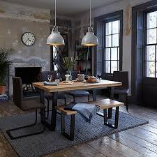 john lewis calia 160 240cm extending dining table at johnlewis