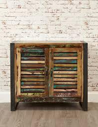 industrial reclaimed furniture. Industrial Reclaimed Sideboard Furniture The Den \u0026 Now