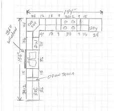Typical Kitchen Cabinet Depth Standard Kitchen Cabinet Sizes Perfumevillageus
