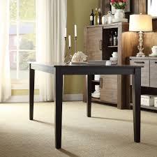 Large Dining Room Table Sets Lexington Large Dining Table Black Walmartcom