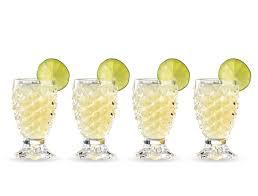 sirène juice glasses set of 4