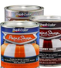 Automotive Paint Color Mixing Chart Paint Shop Automotive Lacquer Finish System Duplicolor