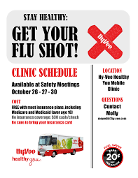 How much you can expect to pay out of pocket for a flu shot, including what people paid. Flu Shots Available For Don Hummer Trucking Employees Trucking Blog Don Hummer Trucking