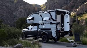 Cirrus Truck Campers by nuCamp Raise the Bar - Bob Scott RV