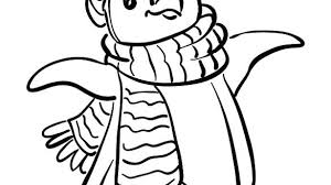 Penguin Printable Coloring Pages Penguin Coloring Sheets Color Pages