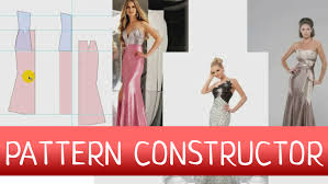 Wedding Dress Patterns To Sew Amazing How To Craft A Dress Pattern Sewing Dress Pattern Constructor YouTube