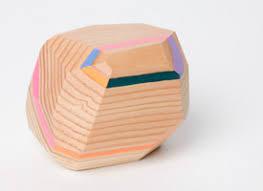Geometric Wood Blocks: ...