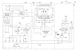 patent us vehicle hydraulic system patents patent drawing