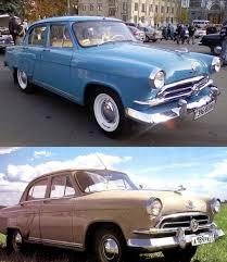 Экспортные модификации ГАЗ-21 - внешние отличия - Форумы ...