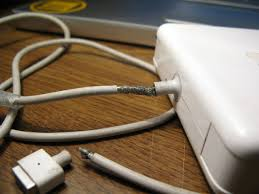 repair apple macbook magsafe charger power cord 5 steps repair apple macbook magsafe charger power cord