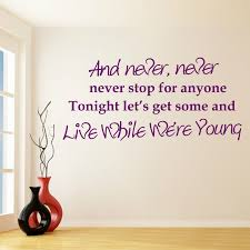 One Direction Wallpaper For Bedroom Wall Decal Quotes One Direction Wallpaper One Direction Quotes